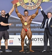[WATCH] Luke Debono attains most prestigious result in Malta's bodybuilding history