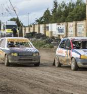 Zammit wins the Autocross Modified and Vella wins the Standard Class