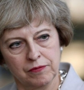 Theresa May criticised for secret talk of Brexit fears