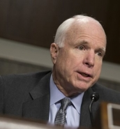 McCain's cancer deprives Senate of crucial vote, says Trump critic