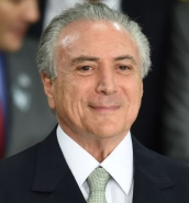Brazil's Michel Temer charged with corruption