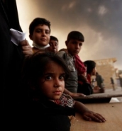 IS may use civilians as human shields in Mosul battle, UN warns