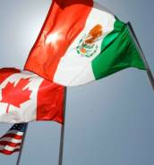 NAFTA partners wrap up first round of renegotiation talks