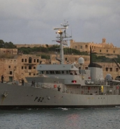 Maltese army participates in Frontex operation rescuing 539 migrants