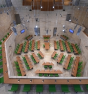 Anglu Farrugia reconfirmed speaker as Parliament opens for 13th legislature