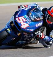 Pasini pips Morbidelli to pole - by a single thousandth