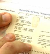 Malta releases first passport with neutral 'X' gender marker