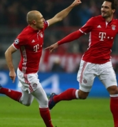 UEFA Champions League | Bayern Munich 5 – Arsenal 1