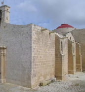 This small Zejtun church was a lookout for pirates and still has a traditional festa