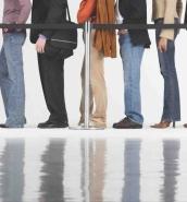 Unemployment figures cut by half in 12 months