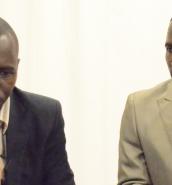 No Man's Land   Diara Diambourou and Sekou Dipa