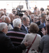 [WATCH] Party faithful rally behind Muscat couple amid Egrant allegations