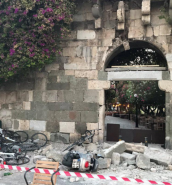 Two killed, scores injured as 6.7-magnitude quake hits Turkish and Greek coasts