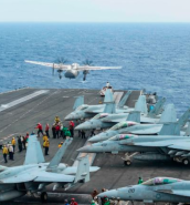 Japan: US navy aircraft crash: eight rescued, three still missing