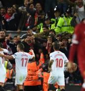 UEFA Champions League   Liverpool 2 – Sevilla 2