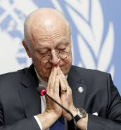Syrian peace talks collapse, 'golden opportunity lost'