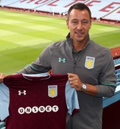 John Terry to captain Aston Villa