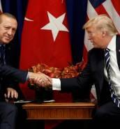 Turkey urges US to stop backing Kurdish YPG in Syria