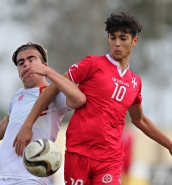 Malta U-16s win last game in style