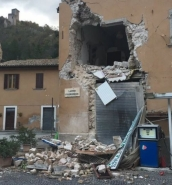 [WATCH] No deaths reported following strong earthquakes in central Italy