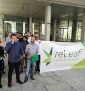 Limiting cannabis options forces patients to use black market, ReLeaf says