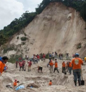 Typhoon Megi causes landslides to hit two Chinese villages, dozens missing