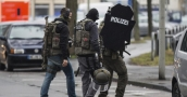 German police shoot man who 'drove into people'