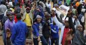 [WATCH] Zimbabwe: thousands of protestors call for Mugabe to resign