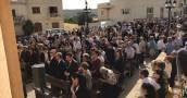 [WATCH] One week to the hour, Archbishop celebrates mass for Daphne Caruana Galizia's repose