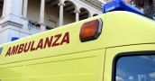 70-year-old man seriously injured in car accident
