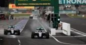 Hamilton beats Rosberg to pole in Malaysia