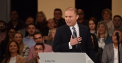 Joseph Muscat: 'I swear in God's name that I will keep telling the truth'