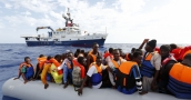 Life-savers MOAS vow to continue mission at sea, three years on