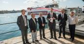 Launch of new Valletta Ferry discounts for 'tallinja' card users