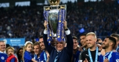 Leicester fires Ranieri as relegation looms
