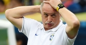 Brazilian football federation accepts Scolari's resignation