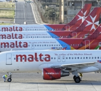 Air Malta cost-cuts with baguette and water for economy