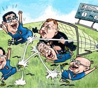 MaltaToday Cartoon: 26 November 2017
