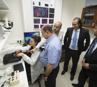 Equipment to study strokes donated to the University of Malta