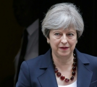 British PM Theresa May faces vote test in parliament over government plan