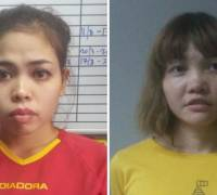 [WATCH] Women on trial for the murder of North Korea's Kim Jong-nam revisit the scene