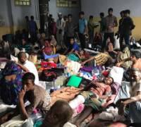 Bangladesh hospital at breaking point with Rohingya victims