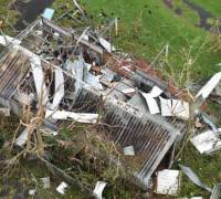 Hurricane Maria: storm rages on as death toll rises