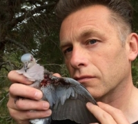 BBC naturalist back in Malta on anti-spring hunting mission