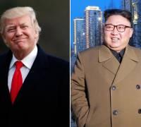 North Korea: Trump cancels visit to DMZ and US pursues 'direct diplomacy'