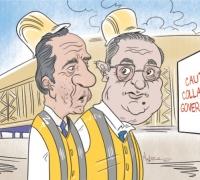 Cartoon 7 October 2012