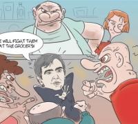 Cartoon 12 December 2012
