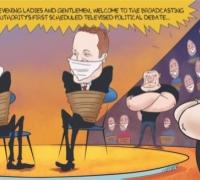 Cartoon 20 January 2013