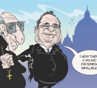 Cartoon 13 February 2013