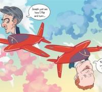 Cartoon 2 October 2013